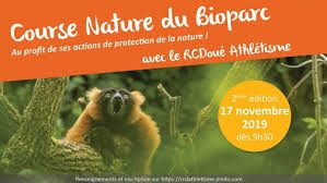 COURSE NATURE BIOPARC 2019