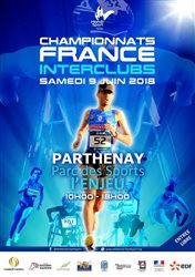 CHAMPIONNAT DE FRANCE D'ATHLETISME INTERCLUBS HANDISPORT
